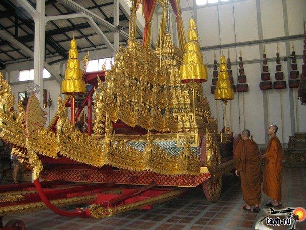 Достопримечательности Бангкока.Национальный музей ,National Museum,Бангкок.Тайланд
