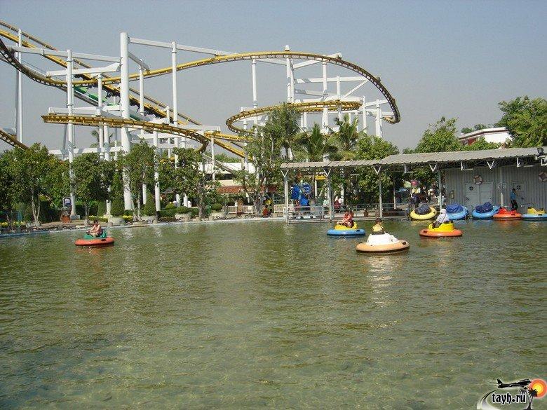 Достопримечательности Бангкока.Парк Dream World