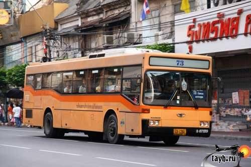 Бангкок автобус
