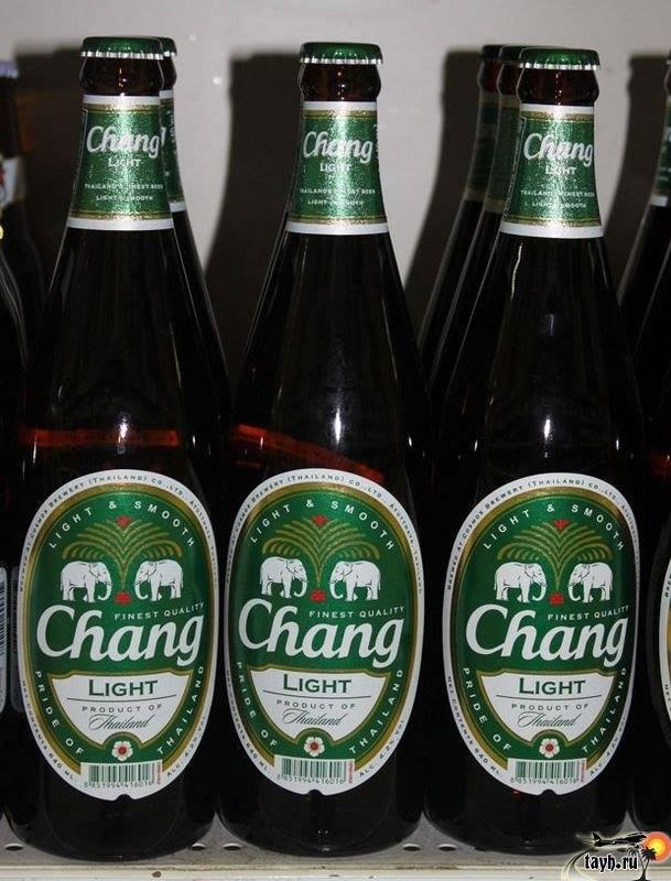 пиво, Тайланд