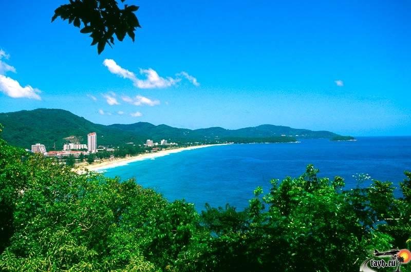 пляжи Пхукета, фото, Тайланд