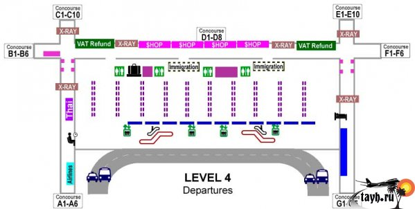Аэропорт Бангкока Суварнапхуми