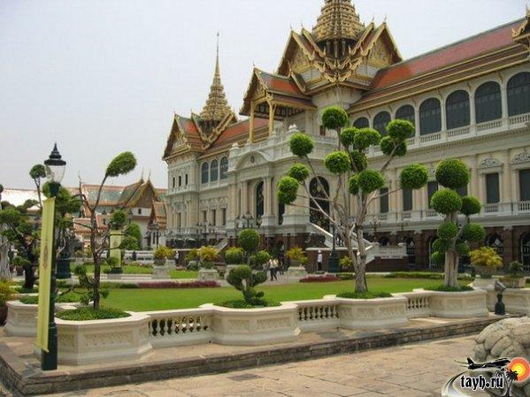 Королевский дворец Бангкок.