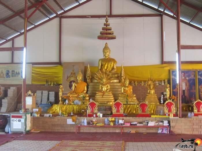 Большой Будда.Big Buddha. Пхукет.Тайланд