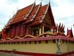 Wat Phra Nang Sang.Пхукет. Тайланд.Достопримечательности Пхукета