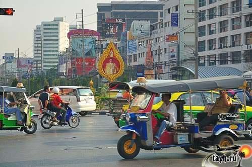 Отзывы о Тайланде