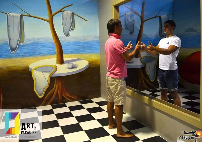 Музей 3D Паттайя