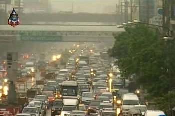дождь Тайланд