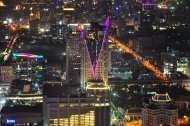 ночной Бангкок фото