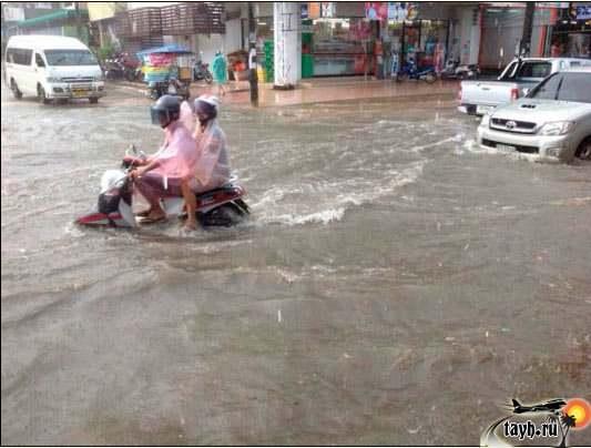 потоп Пхукет