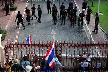 Бангкок беспорядки
