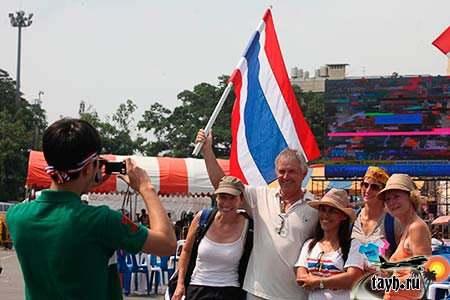 опасно ли ехать в Тайланд
