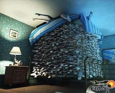 куда прятать деньги