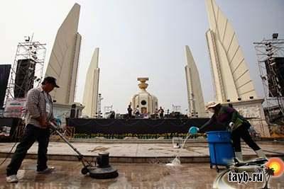 Монумент Демократии Бангкок
