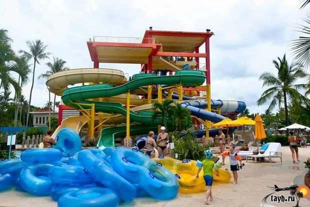 аквапарк Пхукет