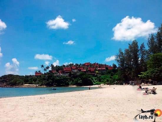 Choeng Mon Beach Самуи