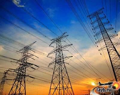 электроэнергия Тайланда
