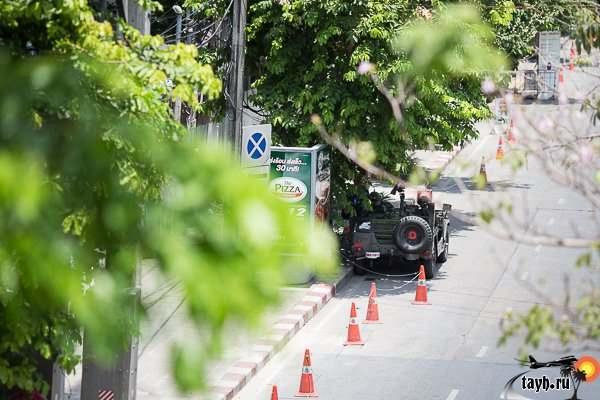 Бангкок сегодня 7