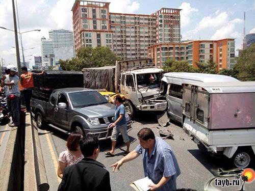 авария в Бангкоке