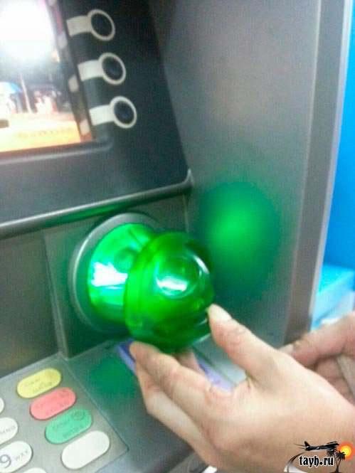 банкомат Тайланд 2