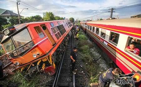 поезд бангкок яла