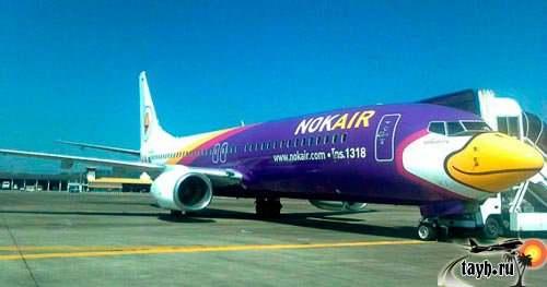 ����� 737 Nok Air