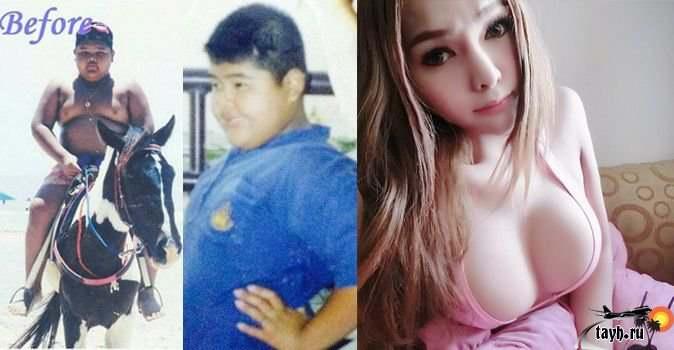 трансвестит в Тайланде
