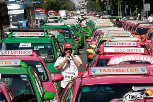 такси в Тайланде цены