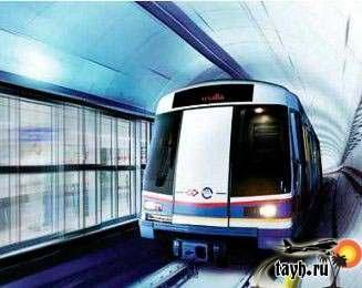 подземное метро в бангкоке