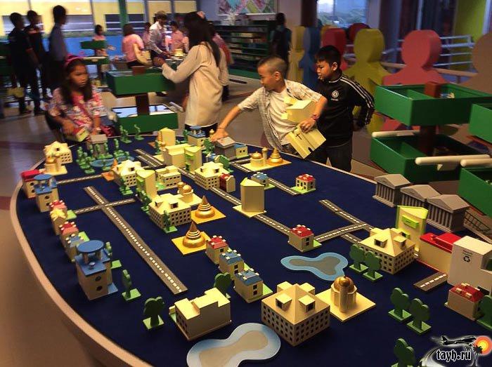 Детский музей Дискавери в Бангкоке