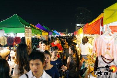 рынки Бангкок