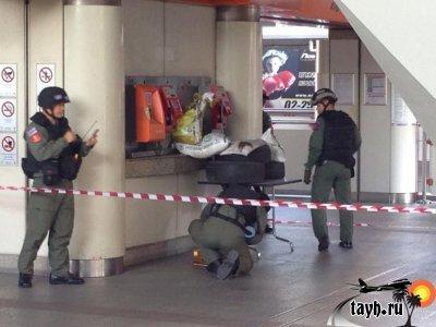 бомба вметро Бангкока
