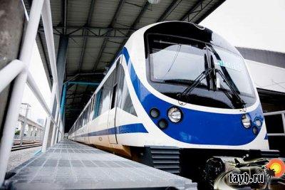 поезд SRT