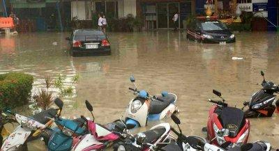 наводнение пхукет