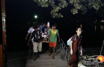 происшествия Тайланд