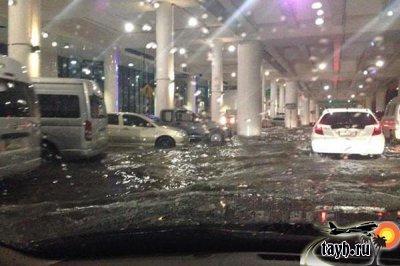стоянке аэропорта Дон Мыанг