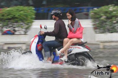 наводнение Бангкок
