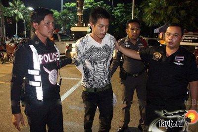ревность в Тайланде