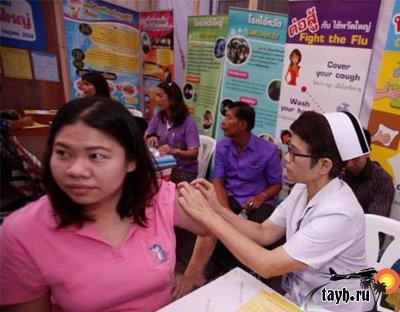 болезни в Тайланде