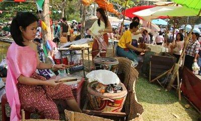 фестиваль туризма Бангкок