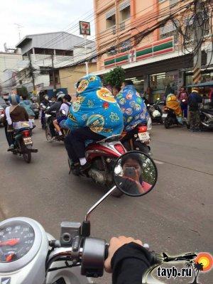 В Таиланде зима