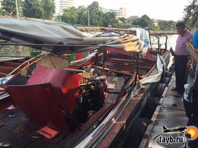 взрыв Бангкок