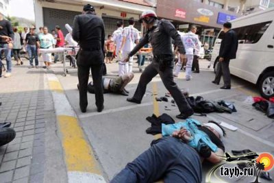 задержание преступников в Бангкоке