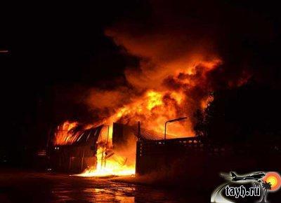 пожар Самут Пракан