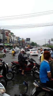 Бангкок затопило