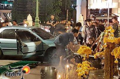 Святыня Эраван Бангкок