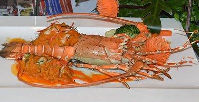 омары на Пхукете