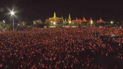 площадь Sanam Luang