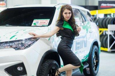 Авто шоу в Бангкоке