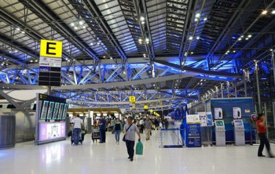 Бангкок аэропорт